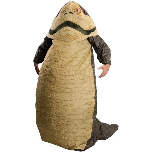 Disfraz de Jabba el Hutt