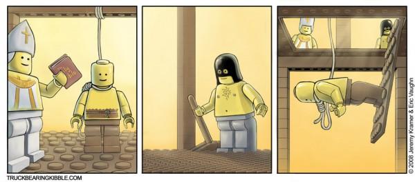 Ejecución en LEGO