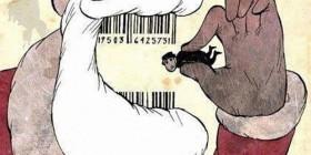 El consumismo de Papa Noel