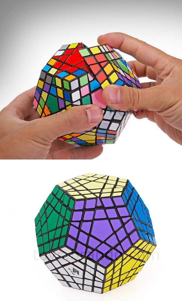 El padre de todos los cubos de Rubik