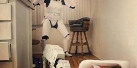 El perro del stormtrooper