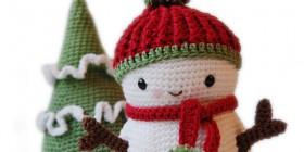 Feliz Navidad amigurumis