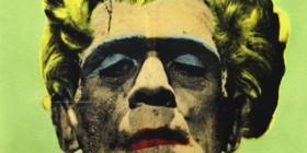 Frankenstein estilo Andy Warhol