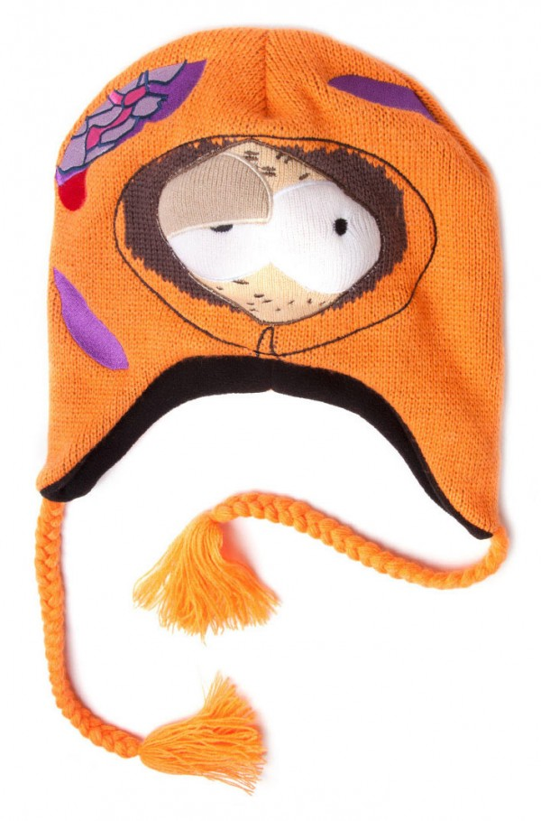 Gorro de Kenny de South Park