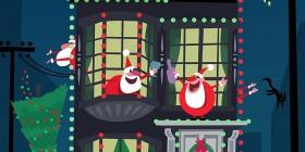 Ha llegado Santa Claus