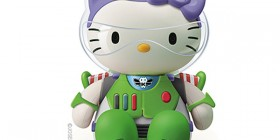 Hello Kitty: Buzz Lightyear