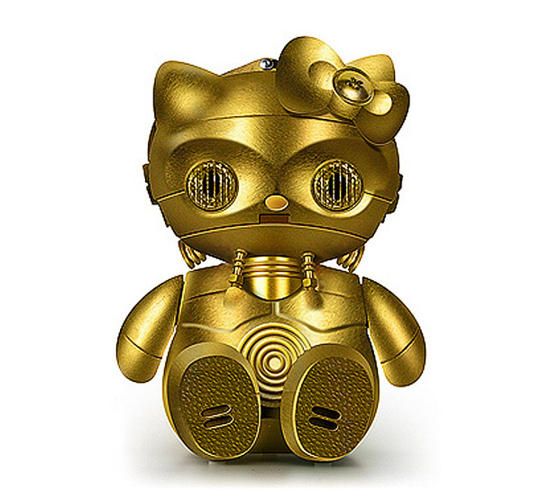 Hello Kitty: C3PO