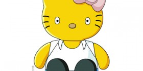 Hello Kitty: Homer Simpson