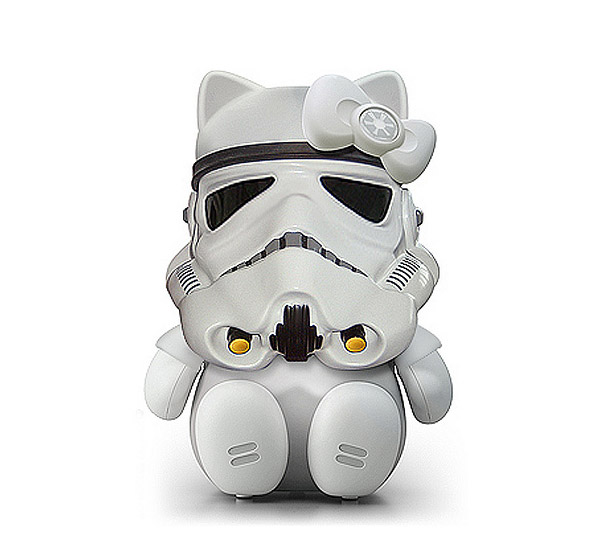 Hello Kitty: Stormtrooper