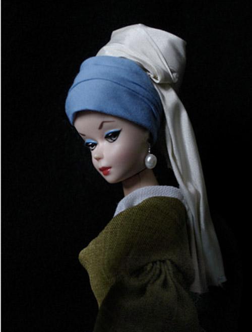 La Barbie de la perla