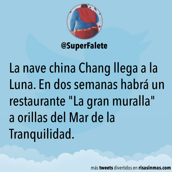 La nave china Chang llega a la Luna