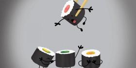 La vida del sushi