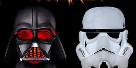 Lámparas Star Wars