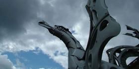 Las increíbles esculturas de Ptolemy Elrington