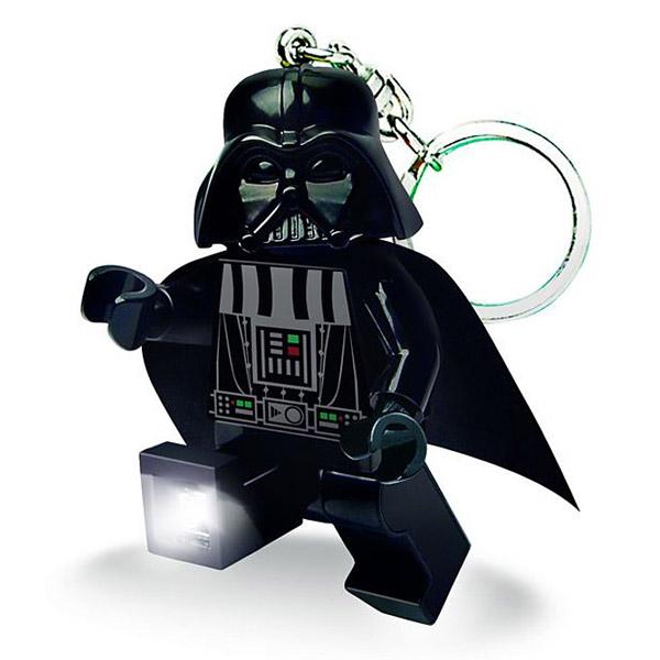 Llavero linterna de Darth Vader