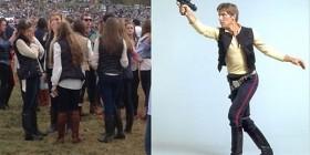 Llega la moda de Han Solo