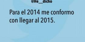 Lo que le pido al 2014