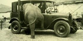 Los coches de antes sí eran robustos