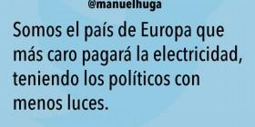Los políticos con menos luces