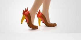 Los zapatos divertidos de Kobi Levi