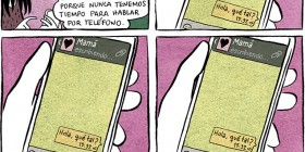 Madres y WhatsApp