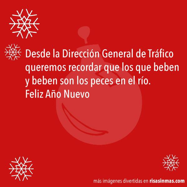 Mensaje navideño DGT