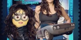 Minion Michelle Rodriguez