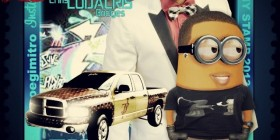 Minion de Chris Ludacris Bridges