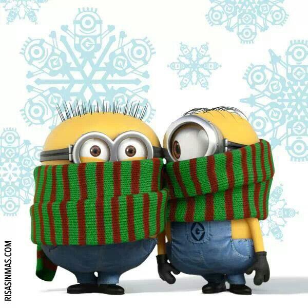 Minions de invierno