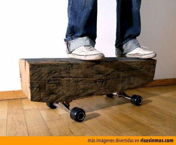 Monopatín modelo Bilbao