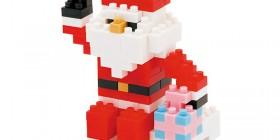 Nanoblock Santa Claus