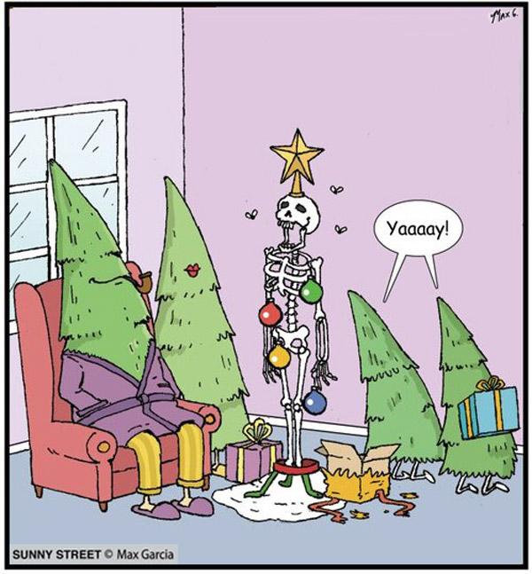 Navidad en un universo paralelo