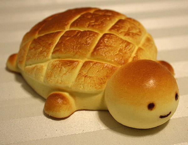 Pan tortuga
