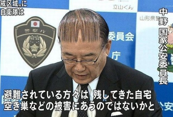 Peinado made in Japan