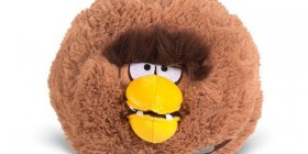 Peluche Angry Birds Chewbacca