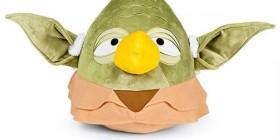 Peluche de Angry Birds Yoda
