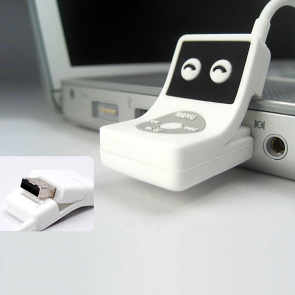Pendrives originales: iPod