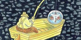 Pescando en un futuro cercano