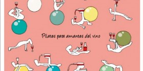 Pilates para amantes del vino