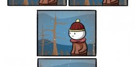 Por favor, que sea la primera nieve