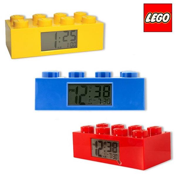 Reloj Despertador Lego