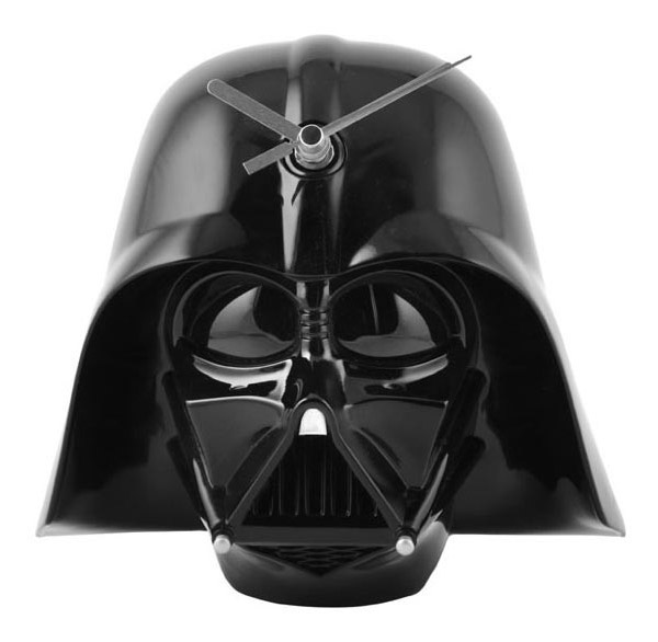 Reloj de pared Darth Vader