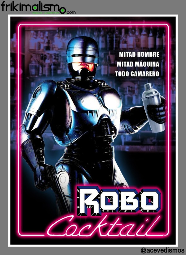 Robo Cocktail