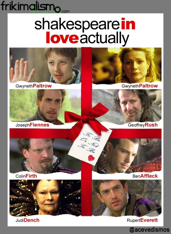 Shakespeare in Love Actually