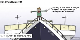 Si Titanic se filmase hoy