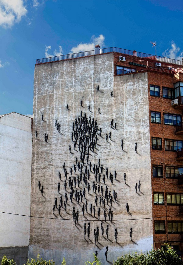 Street art en Madrid