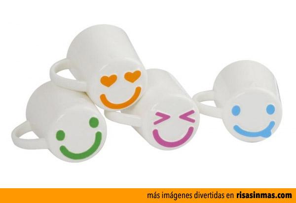 Tazas con Smile