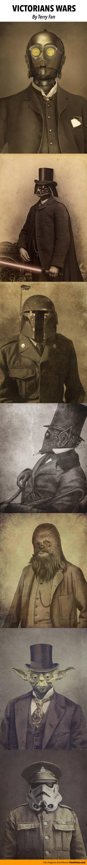 Victorian Wars