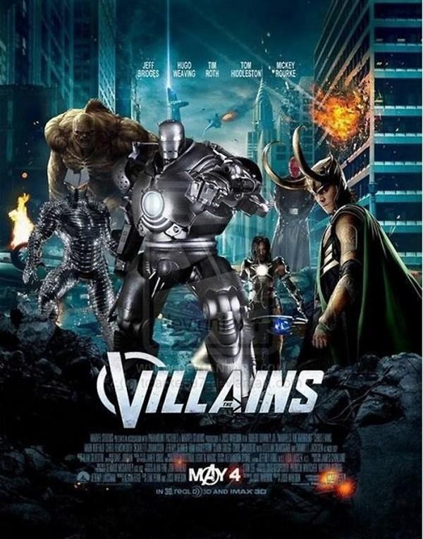 Villanos, la película que podría ser épica