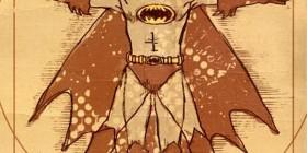 Vitruvian Batman